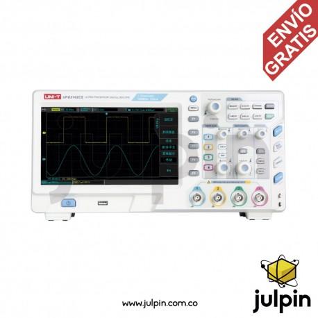 Osciloscopio ultra fósforo 100Mhz y 2 canales