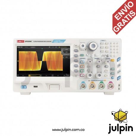 Osciloscopio ultra fósforo 250MHz y 4 canales