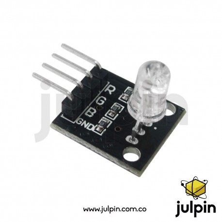 Sensor led RGB KY-016