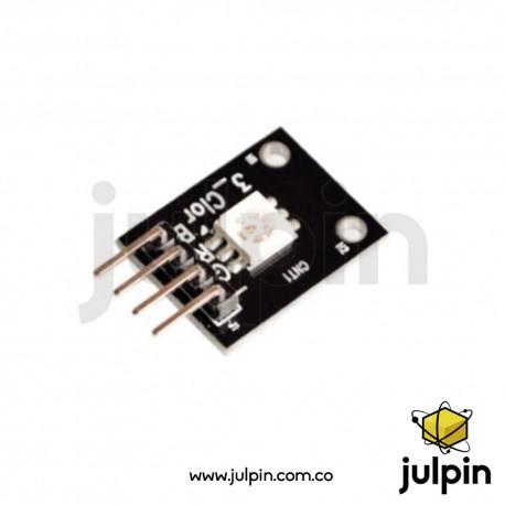 Módulo led SMD RGB KY-009