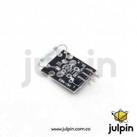 Módulo interruptor de lengüeta magnética. KY-021