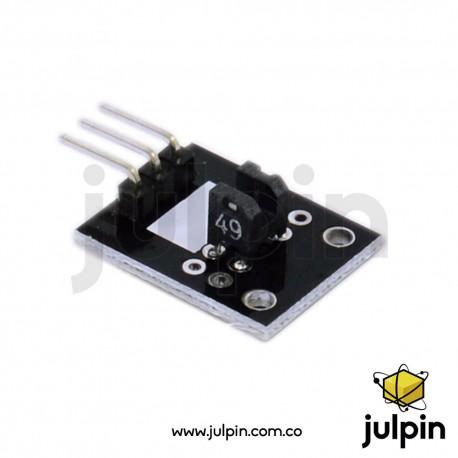 Sensor fotointerruptor por bloqueo de luz KY-010