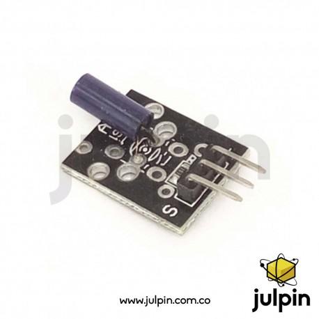 Módulo de interruptor de vibración KY-002