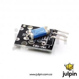 Sensor interruptor de inclinación. KY-020