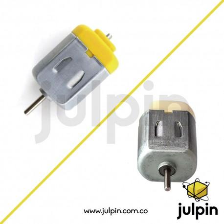 (1.5V-6V) Micro motor R130
