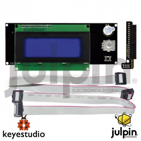 RAMPS1.4 / con panel de control LCD 2004 para impresora 3D