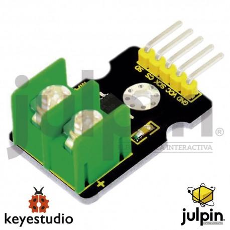 Módulo MAX6675 convertidor de termocupla K a digital
