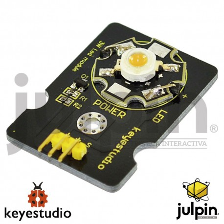 Módulo LED de 3 watts para ARDUINO