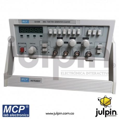 Generador digital de funciones. Serie SG1639B