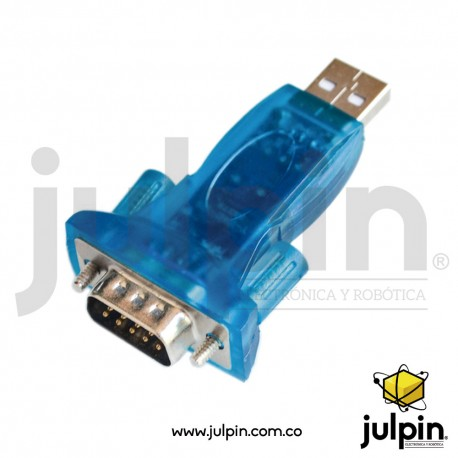 Adaptador de USB a RS232