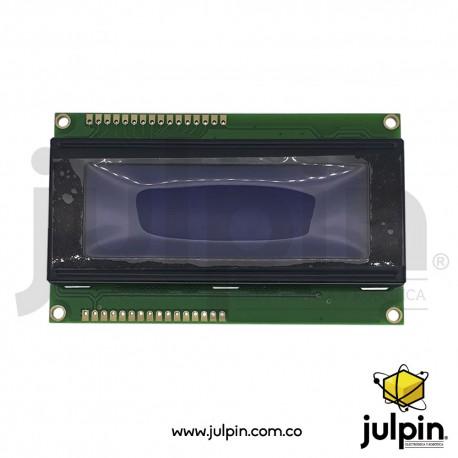 Pantalla LCD 4X20