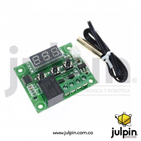 Mini termostato Regulador de temperatura