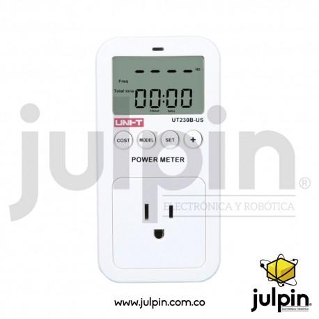 monitor de consumo de energía