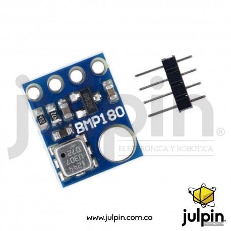 Sensor de presión barométrica BPM180