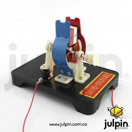 Kit modelo motor eléctrico didáctico J24018