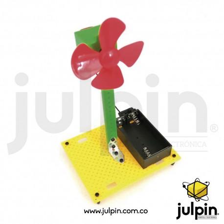 Kit de ventilador eléctrico de bricolaje