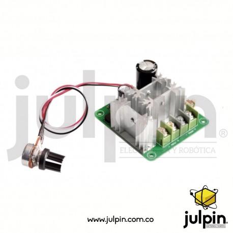 Sensor de lluvia + módulo control de relay