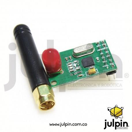 Módulo inalámbrico NRF905 (PTR8000 +)