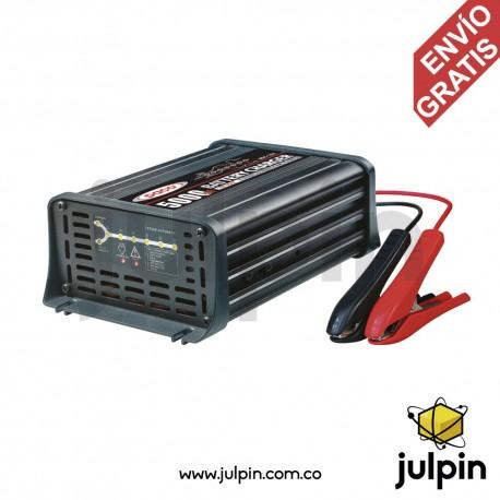 Cargador de baterías de 12V a 5A