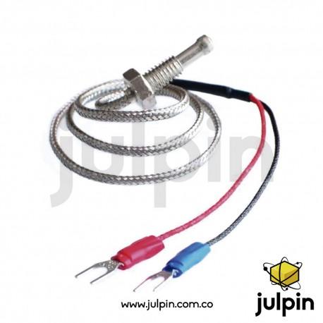 Sonda termocupla tipo K para MAX6675