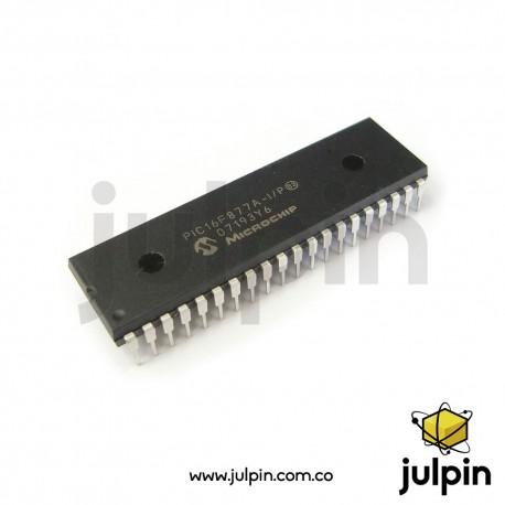 PIC16F877A-I/P DIP-40