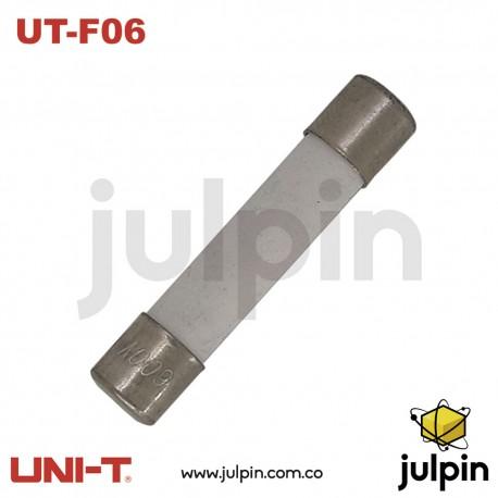 Fusible original UNI-T. 10A / 600V