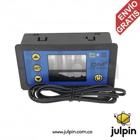 (110V) Regulador de termostato digital W3231