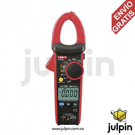 Pinza amperimétrica UNI-T. UT216C